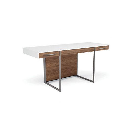 bdi usa format computer desk allmodern ra interiors desk rh pinterest com