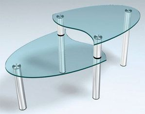 glass table top furniture accessories and tips pinterest rh pinterest com