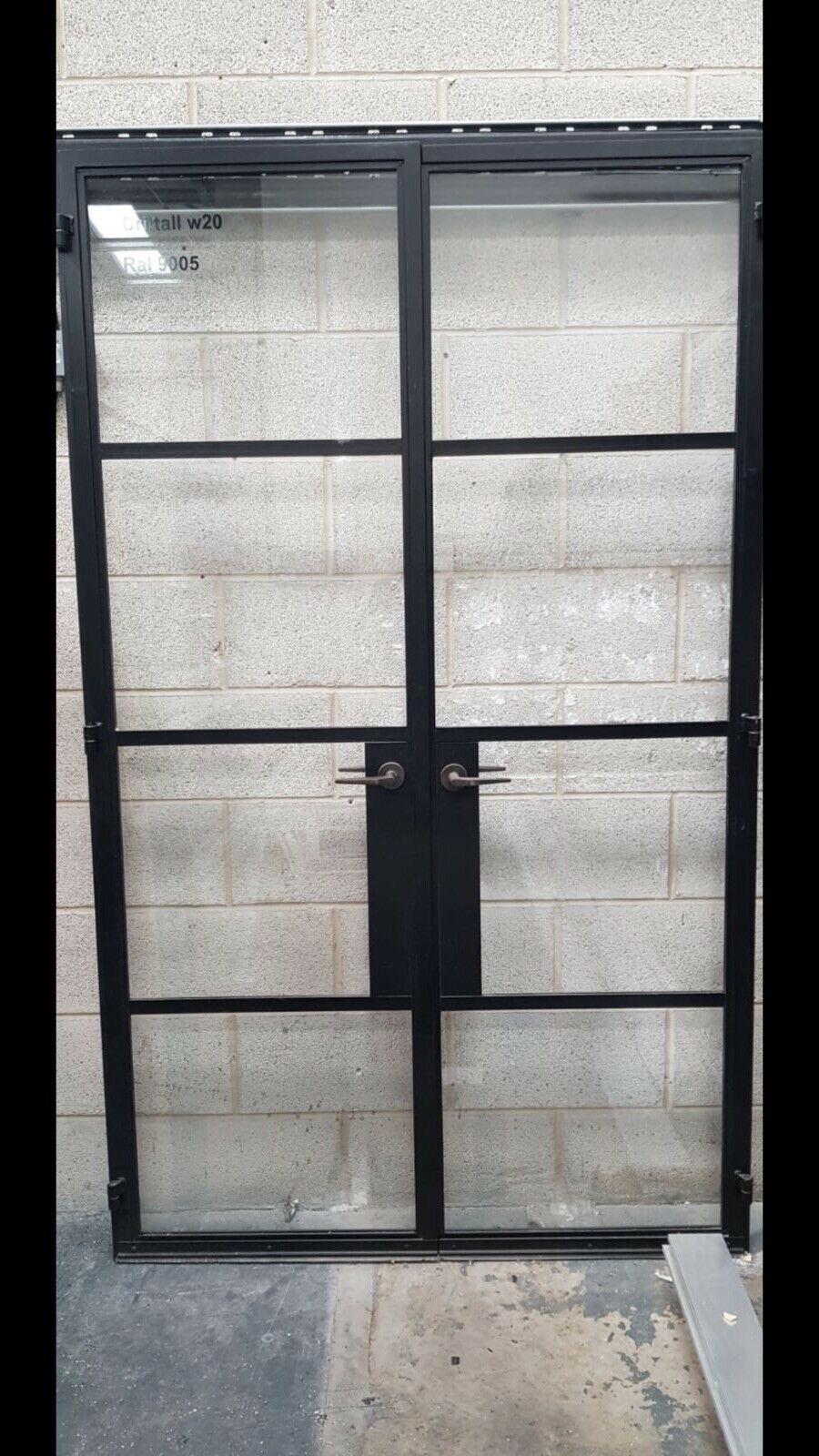 Crittall Doors Ebay Crittall Crittal Doors Sliding Wardrobe Doors
