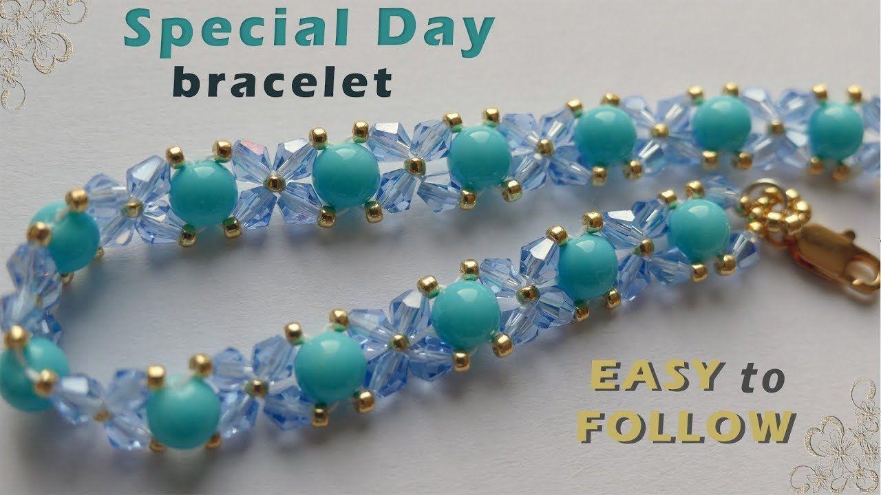 Diy Beaded Bracelet For Beginners