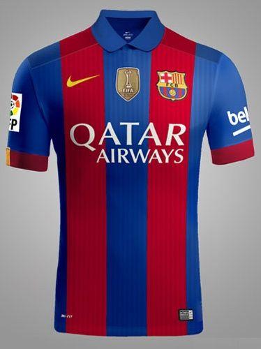 Barcelona 2016-17 Home Kit (Leaked)  985af16e88a