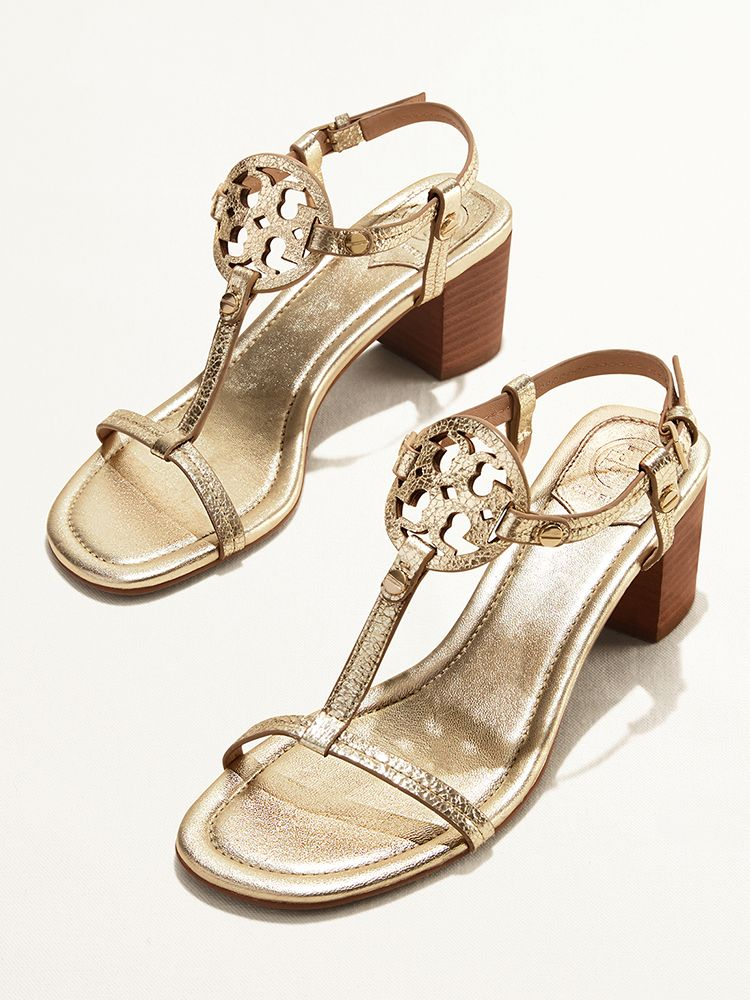 4087700aa Tory Burch MILLER WEDGE SANDAL