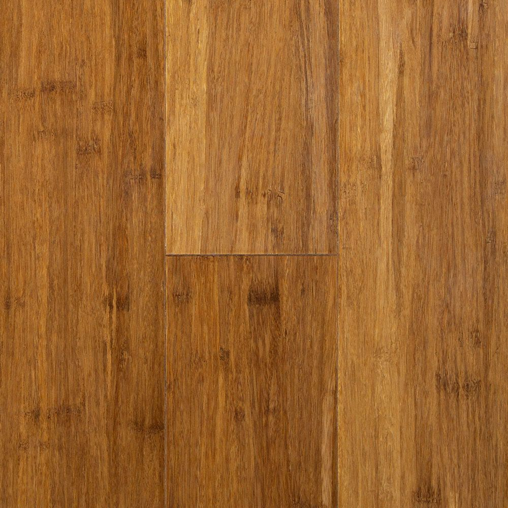 Renature Carbonized Strand Smooth Wide Plank Engineered Click Bamboo Flooring 35 Year Warranty 3 09 Sqft Lumber In 2020 Bamboo Flooring Natural Flooring Flooring