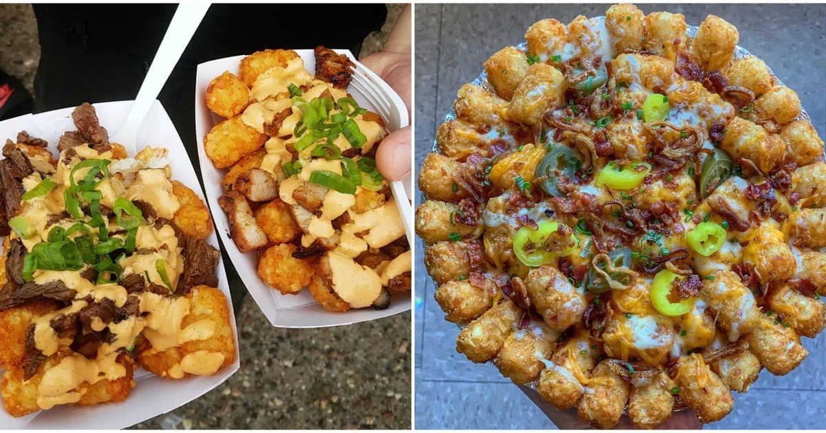 A HUGE Tater Tot Festival Is Coming To St. Pete Next Month