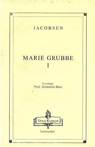 Jens Peter Jacobsen Marie Grubbe I Kitap Sicilya Kitap Okuma