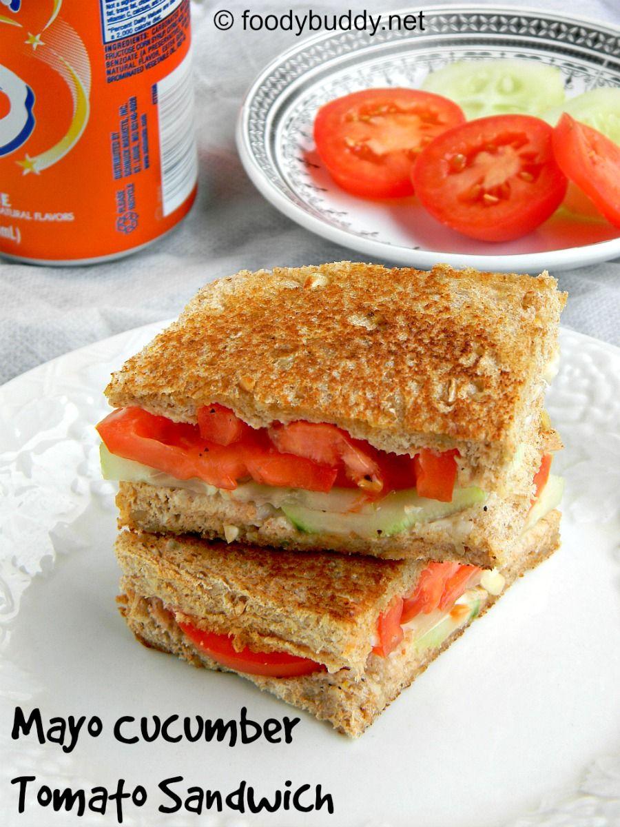 Cucumber tomato sandwich recipe picnic sandwich is the easiest and cucumber tomato sandwich recipe picnic sandwich is the easiest and wuick to forumfinder Gallery