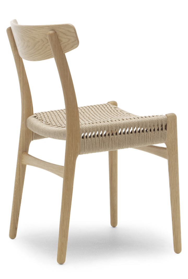 Ch23 Chair Designed By Hans J Wegner Carl Hansen Son Famous Chair Designs Chair Design Chair