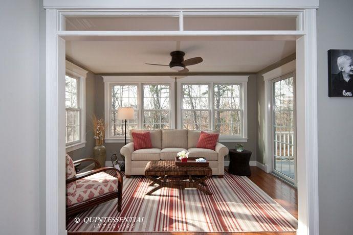 sunroom interiors. Interior Photos Of Sunrooms | Sunroom By Quintessential Interiors - Design Idea In North . N