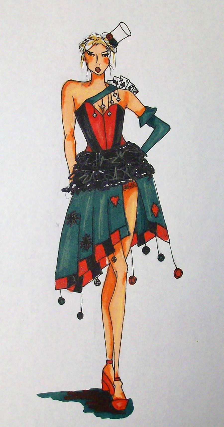 Halloween costumes · lady luck & lady luck | Holidays | Pinterest | Costumes and Halloween costumes