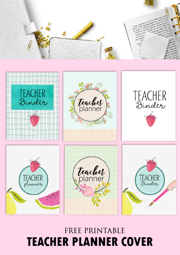 photograph regarding Teacher Binder Printables known as No cost Trainer Binder Printables: Higher than 25 Rather Designing