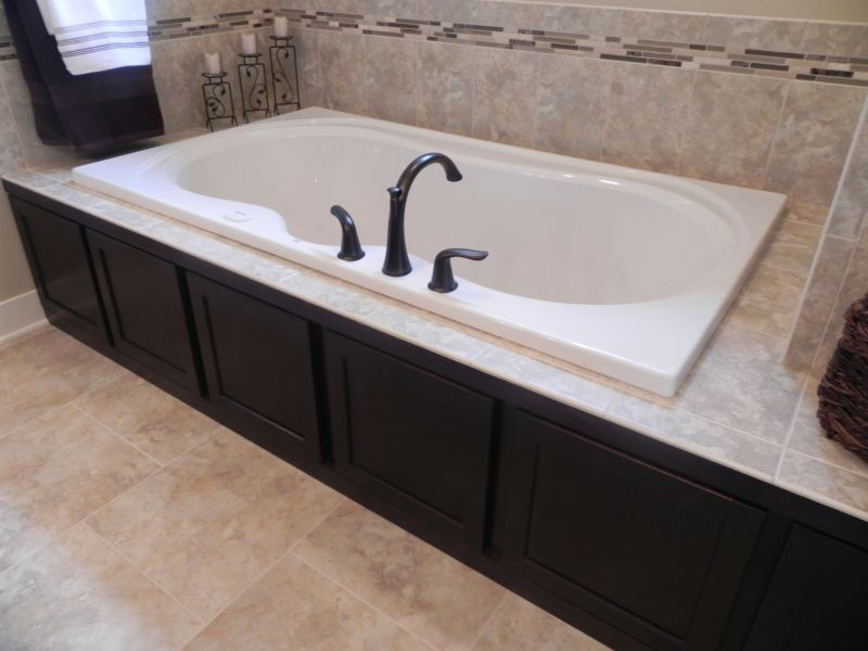 using bath step for by pin beautiful skirt on instructions com drab surround hgtv bathtub and tub tubs get a with update beadboard upgrading