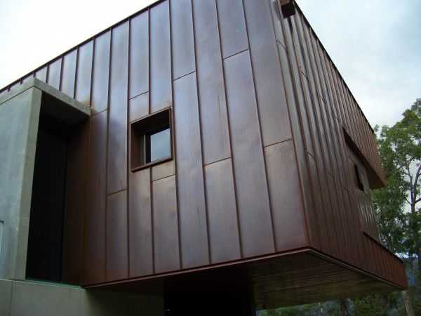 Copper Cladding Images Google Search Copper House