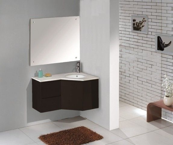 Corner bathroom vanity with sink bathroom design - Vanities for small bathrooms ikea ...
