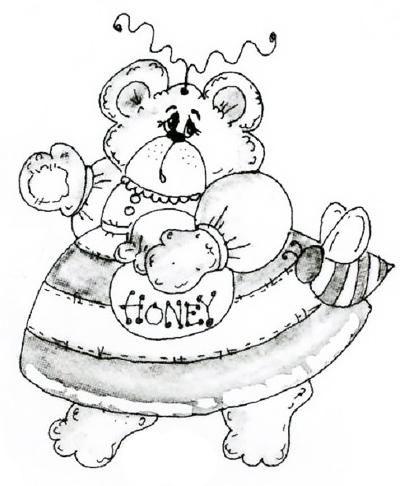 Riscos De Ursos Para Pintura Em Tecido Abc Coloring Pages Hello