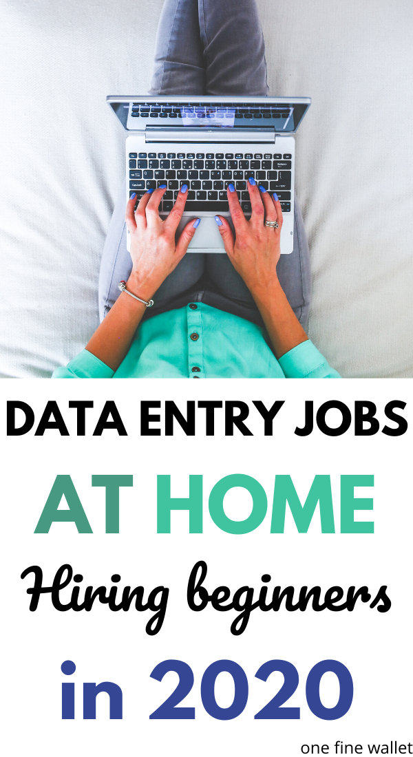 Make money online with data entry jobs from home. Work from home jobs and side hustles for stay at home moms and dads. #makemoneyonline