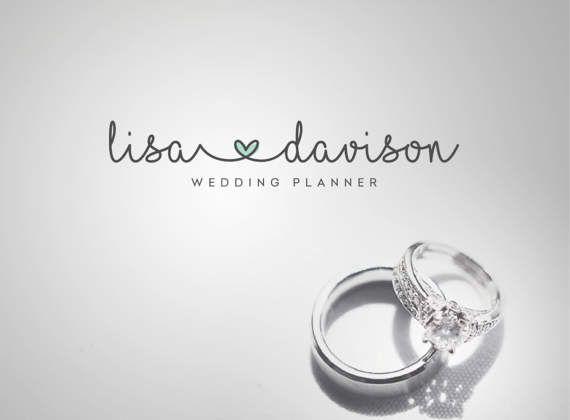 Logo Design  Wedding Logo  Custom Logo  Business by jjanakievska