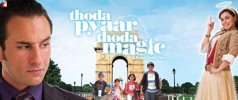thoda pyaar thoda magic songs download