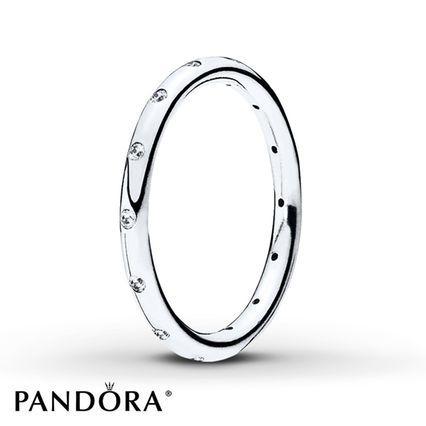 Jared PANDORA Ring Droplets Sterling Silver MrsParker