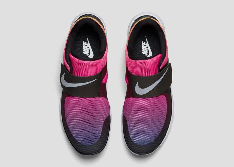 2e538ad9a2cd Simple Velcro Sneakers   Nike Free Socfly