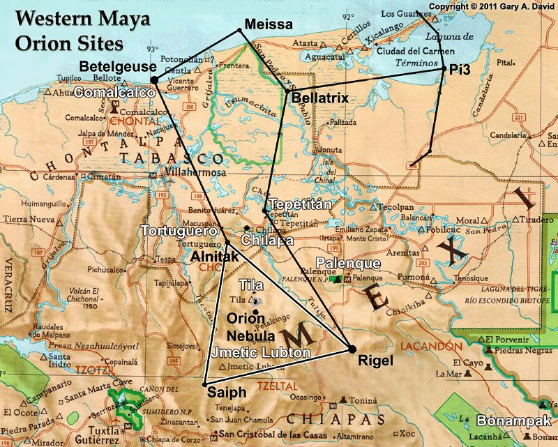 The Orion Zone Maps Sacred Geo Pinterest - Map of egypt pyramid locations