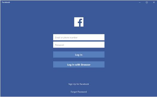 Image result for facebook login