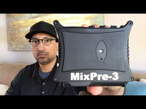 Sound Devices MixPre-3 Weekly Wrap Up LIVE Fridays 6PM Central