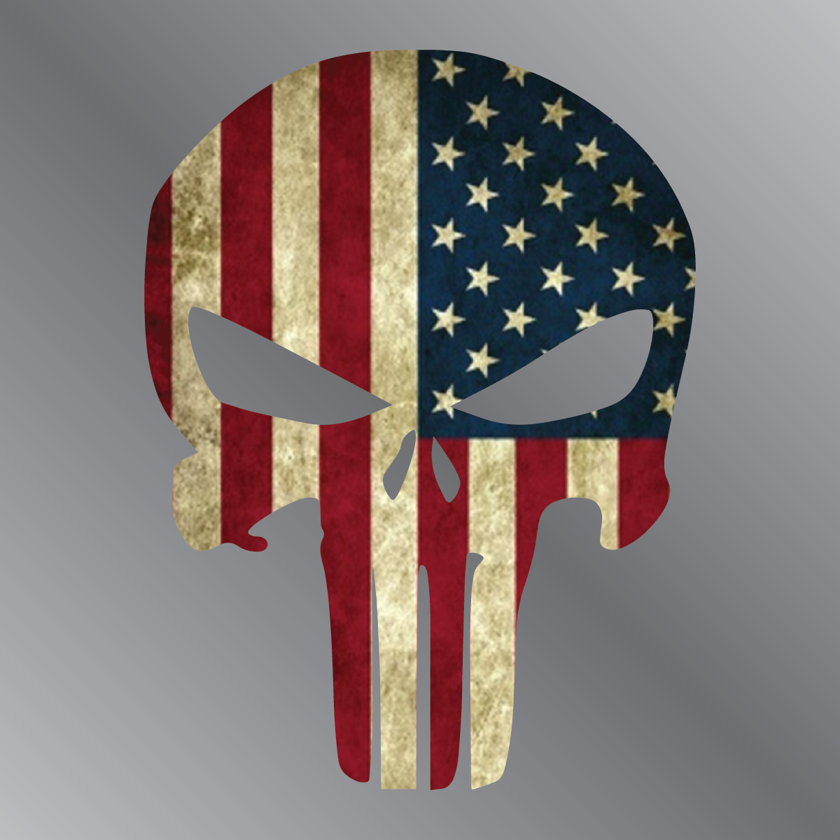 Punisher American Flag Decal - Motorcycle helmet decals militarysubdued american flag sticker military tactical usa helmet decal