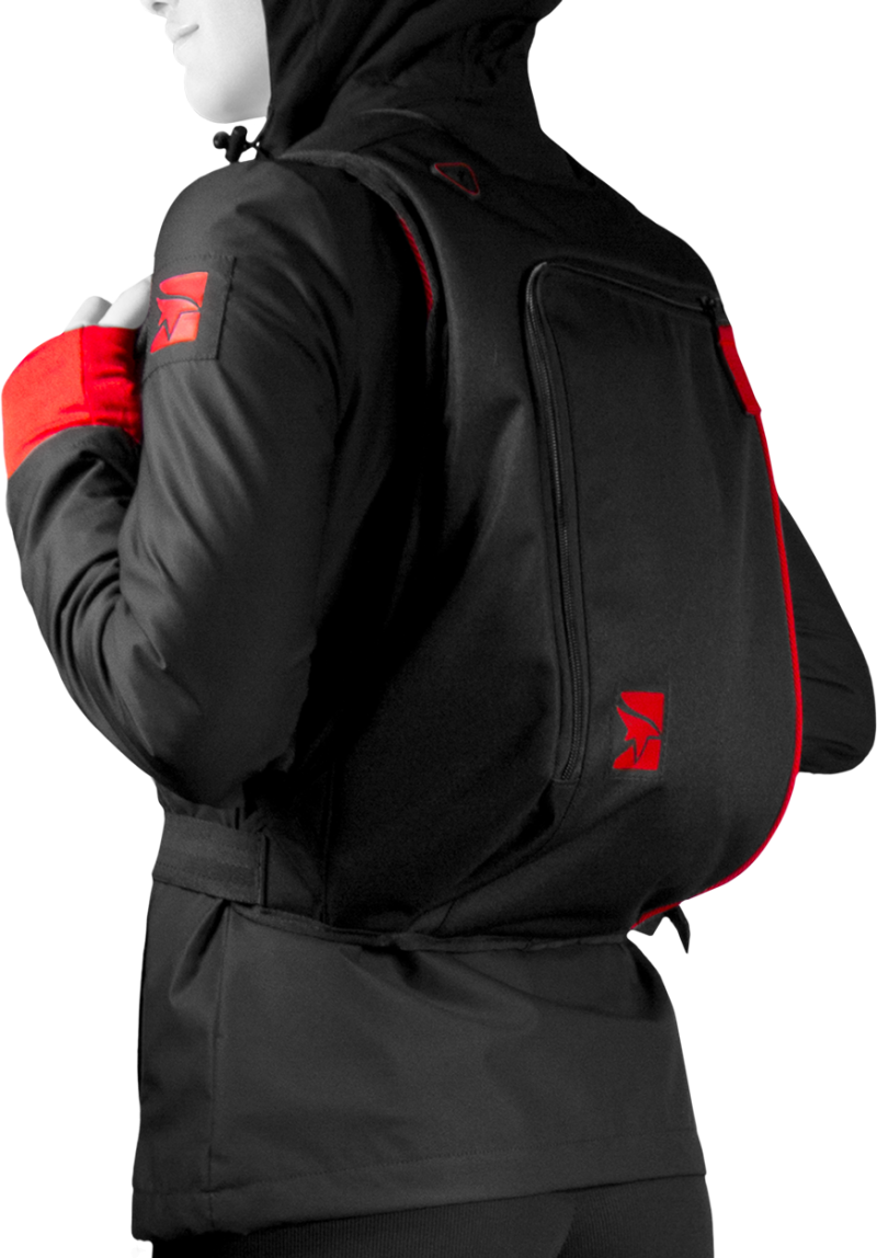 Jacket Backpack Mirrors Edge Catalyst Jacket And Backpack Dont Panic