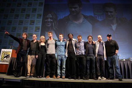 Full Cast for 'The Avengers' Announced