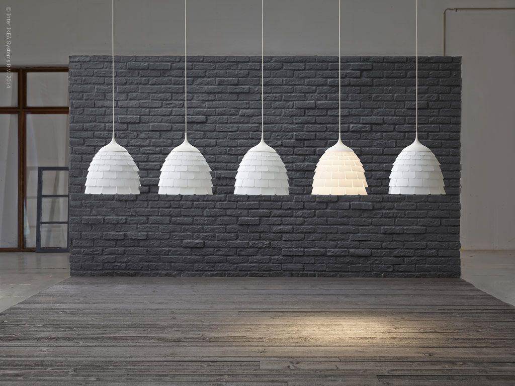 Nyhet: KVARTÄR taklampa – naturliga former