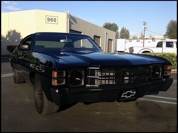 Completely Restored Multi Show Winner 1971 Chevrolet Chevelle 350