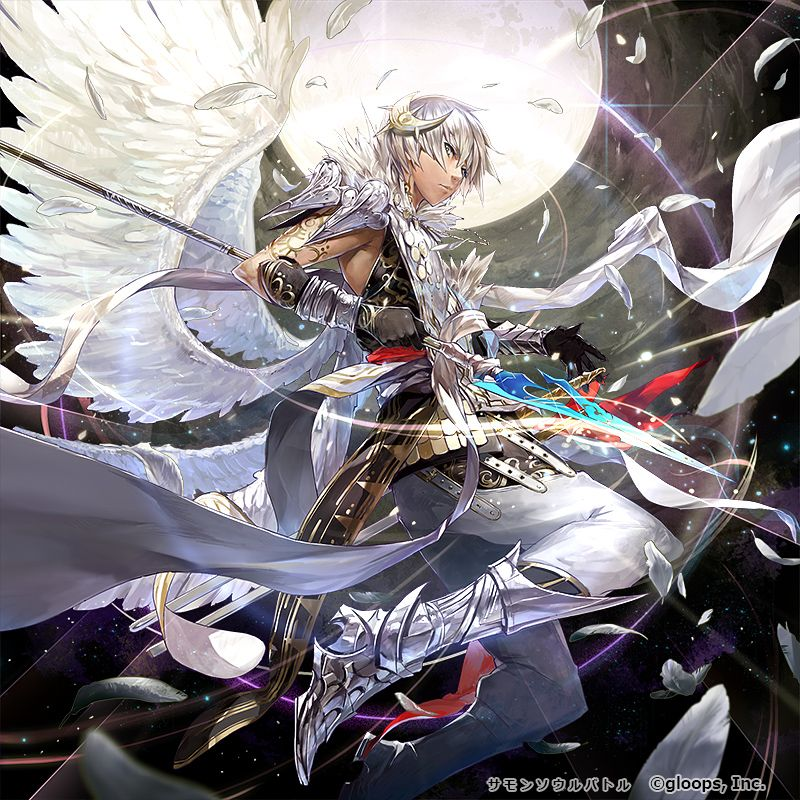 Anime picture original silver (ateliertengu) single