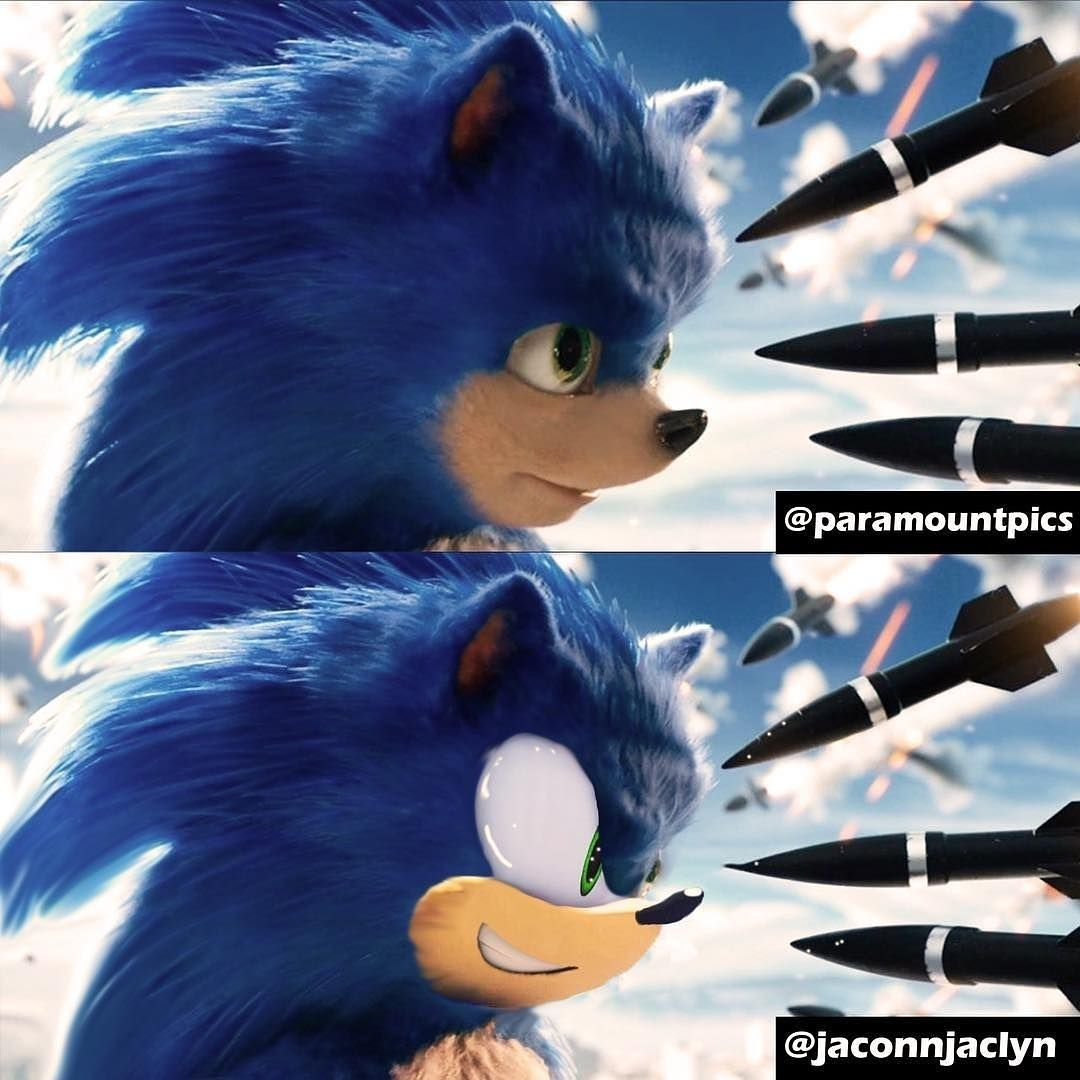 Much Needed Fix And We Are All Grateful We Did It Follow Tiny Fan World Sonic Sonicthehedgehog Fireemblem S In 2020 Sonic Sonic The Hedgehog Hedgehog Movie