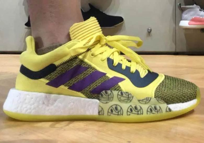 the best attitude a5cd2 3b56a First Look At John Walls First adidas Shoe Since His Return