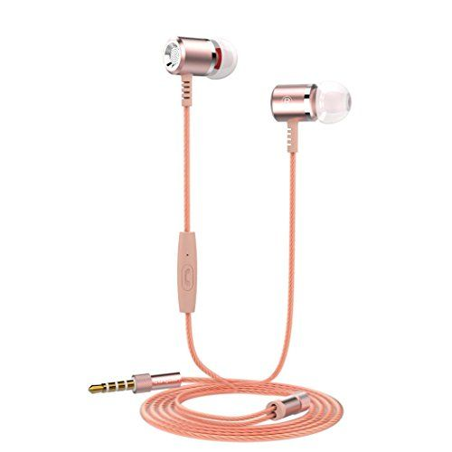 Autumnfall 35 Mm Wired Earphone Original Headphone With Noise Isolating Sports Earbuds For Iphone Ipadsamsungandroid Cellphone Headphones Earbuds Sport Earbuds