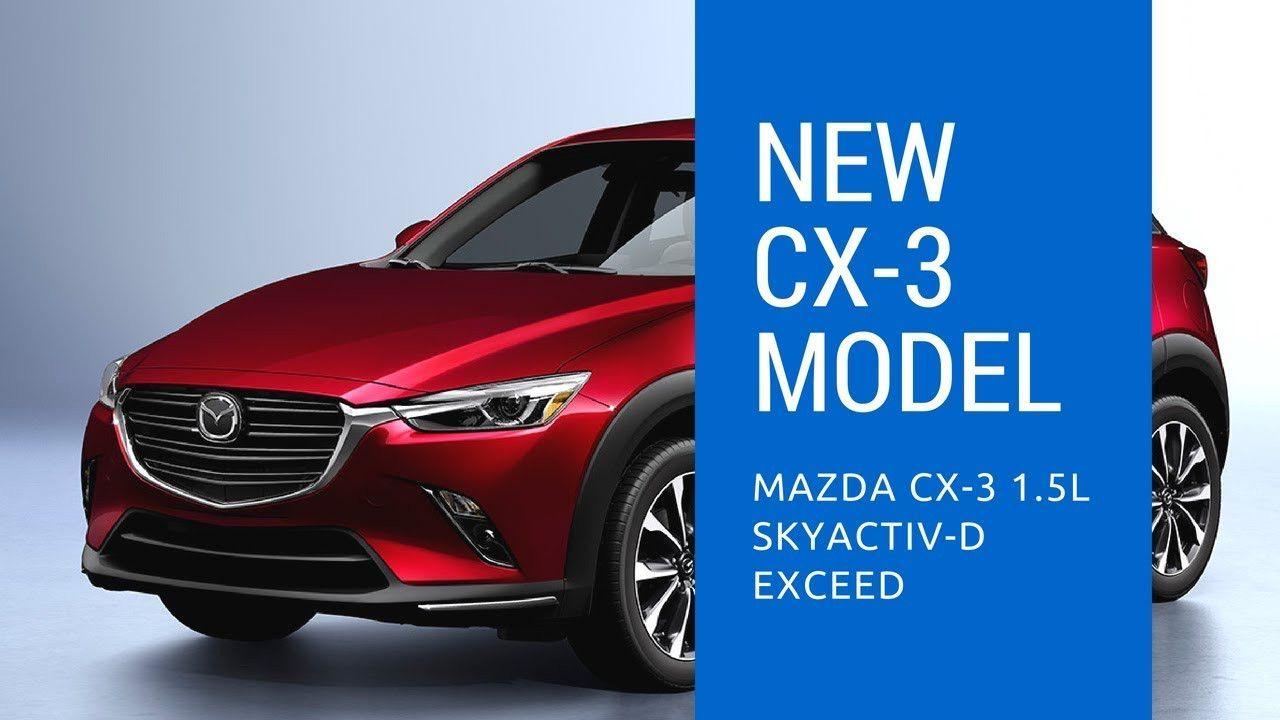 Mazda X3 2020 New Engine Di 2020