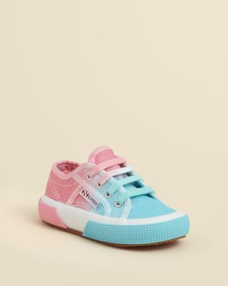 801803ac22e9b Superga Girls' 2750 Cotton Ombre Sneakers - Toddler, Little Kid  Bloomingdale's