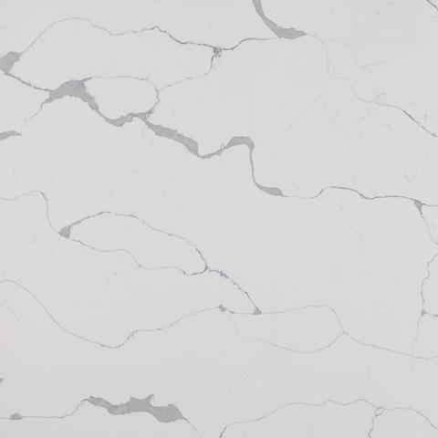 Best Bianco Calacatta Prefabricated Quartz Countertop By Bcs 400 x 300