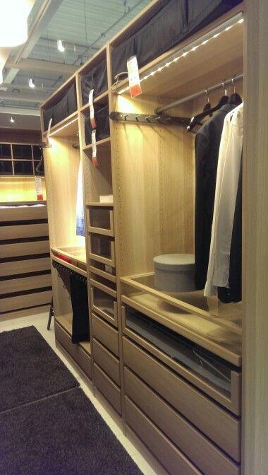 Pin by Joy Wong on Rosedale wardrobe lighting | Bedroom ...