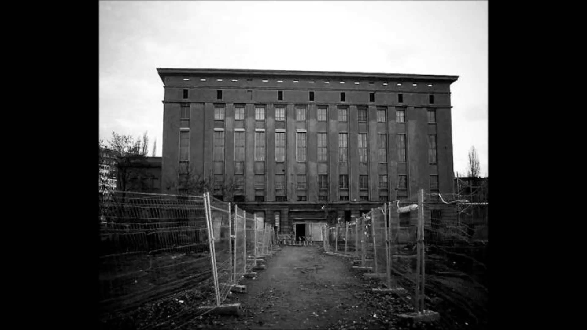Krashkee - The Berghain Project [full dj set] // dark techno