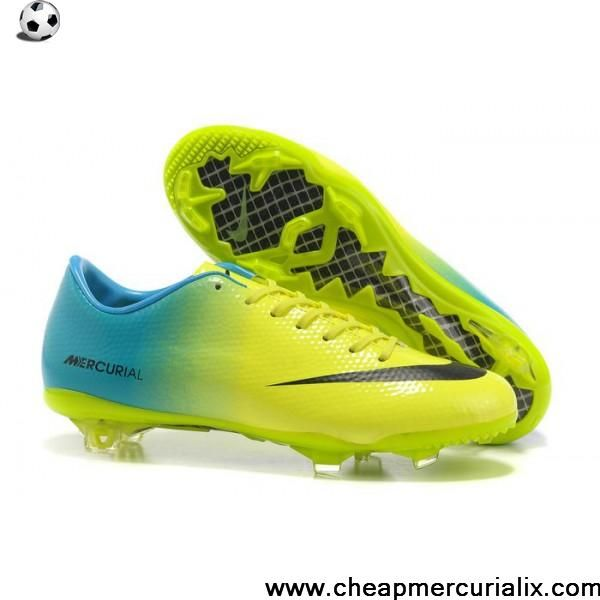 a7db81dff Discount Release Nike Mercurial 9 firm ground - Nike Mercurial Vapor IX FG  Shoes Green Blue Black Soccer Boots Store