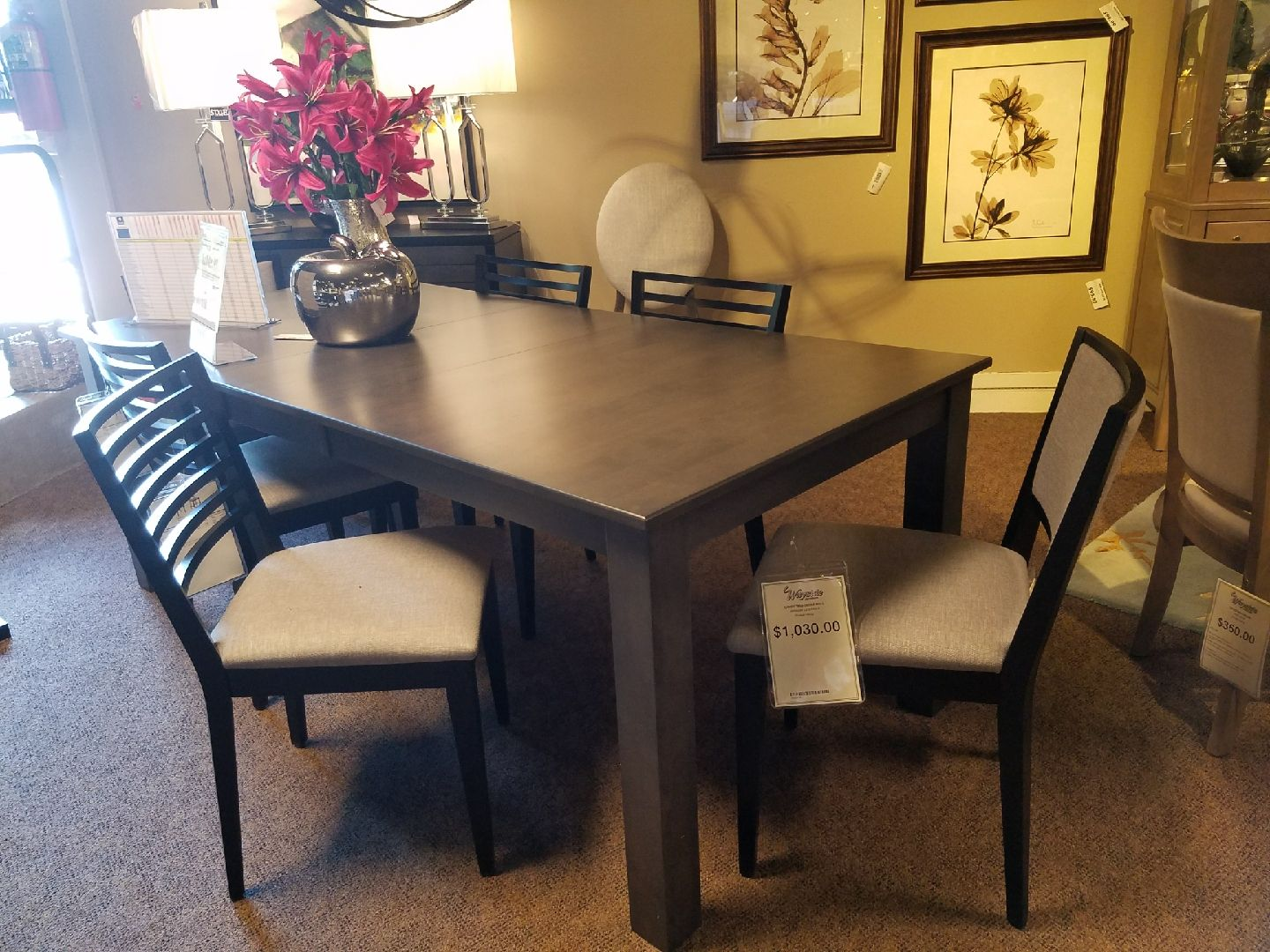 Dining Table Dining Rooms Dining Room Dinning