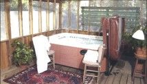 Fine 2 Wee Cottages Fredericksburg Texas Hot Tubs For A Interior Design Ideas Clesiryabchikinfo
