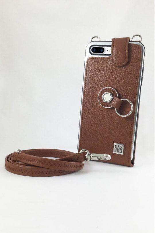 cd12804093a Fundas iPhone 7 Plus Cuero Marrón | Fundas y carcasas iPhone 7 Plus ...