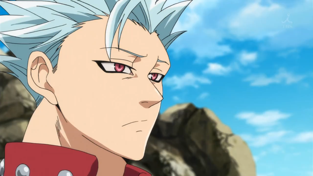 The Seven Deadly Sins Signs of Holy War Season 1, Episode