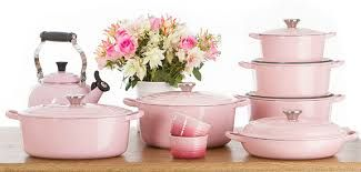 The Le Creuset Oasis Collection on HauteLook. [Sweepstakes Pin]