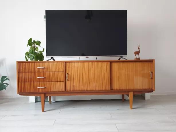 Komoda Jamnik Sideboard Violetta L 70 Szafka Prl Patyczka Wioletta Legnica Olx Pl Small Apartments Home Decor Decor