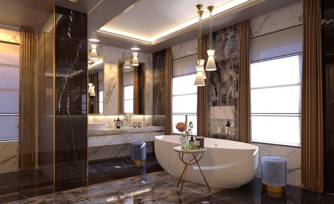 Luxury Bathroom Interior Design Luxury House Interior Design Small Bathroom Remodel Designs Interior Design Dubai