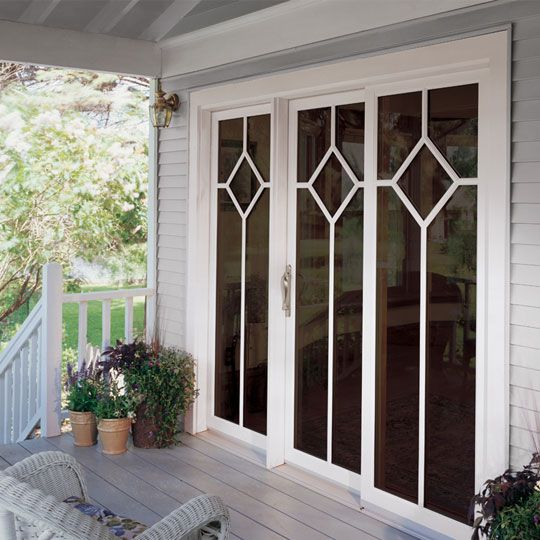Cheap sliding patio door designs home remodel ideas for Cheap sliding glass doors