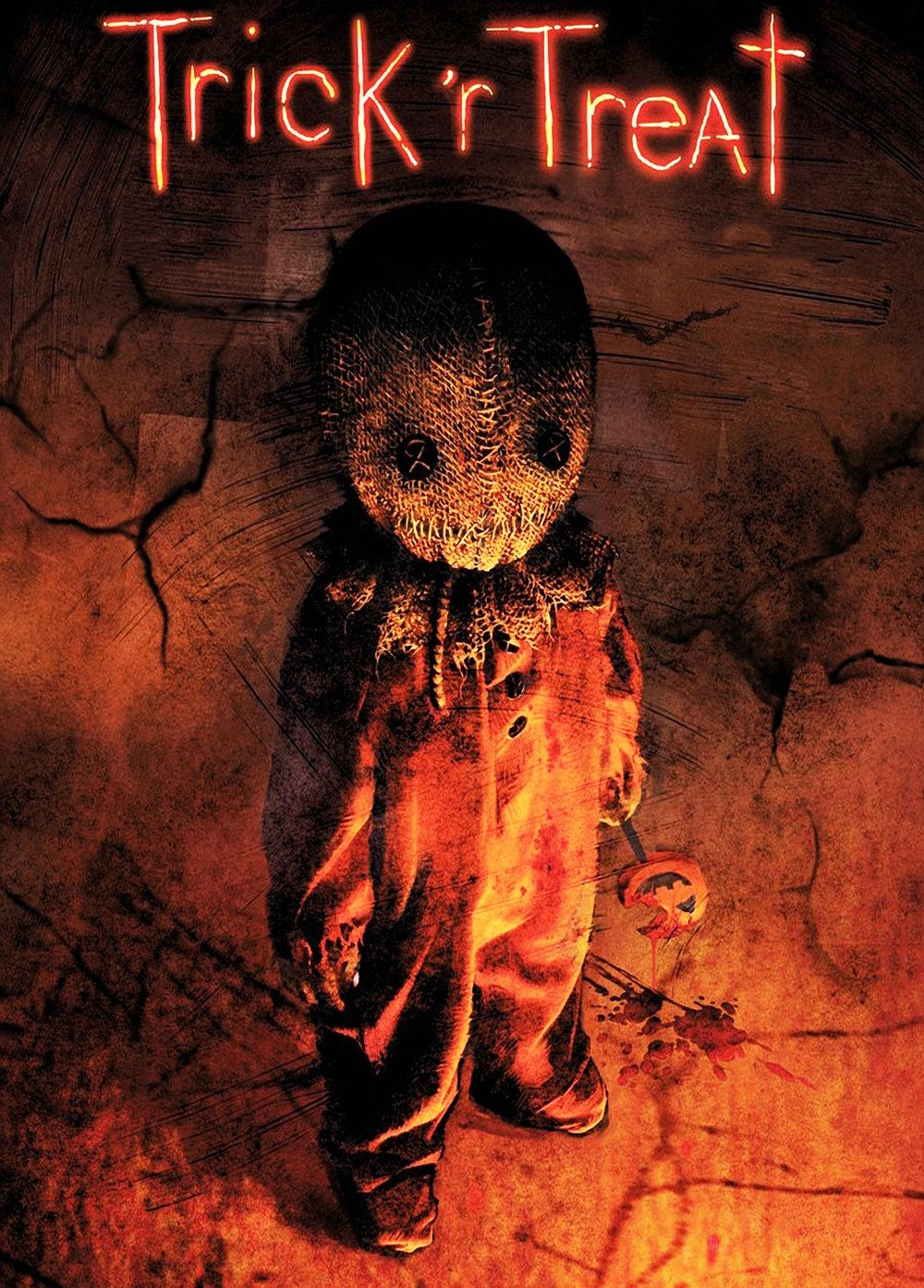 trick or treat Horror movie posters, Trick r treat movie